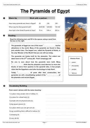 Printables Esl Reading Worksheets efl esl reading worksheets and activities from handouts online title