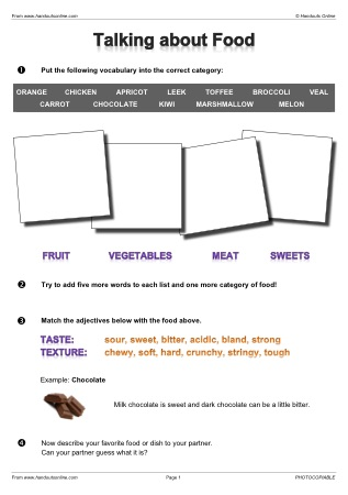 EFL | ESL English Worksheets, activities and lesson plans for ...