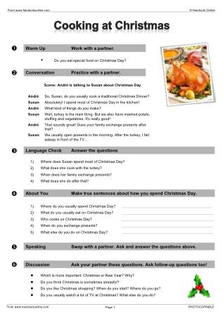 Food cooking efl esl search worksheet results forumfinder Images