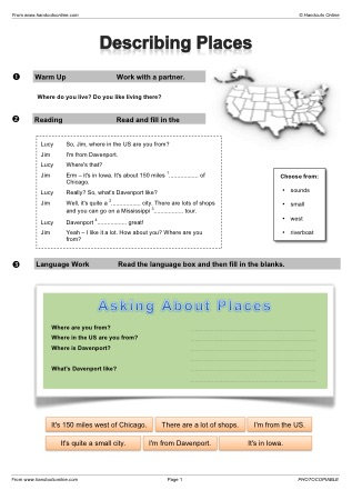 adjective esl efl worksheets activities and lesson plans from handouts online. Black Bedroom Furniture Sets. Home Design Ideas